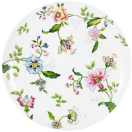 Тарелка закусочная Anna Lafarg Emily Provence, костяной фарфор, 20.5см - арт.AL-211P-E11, фото 1