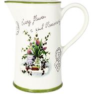 Кувшин Anna Lafarg LF Ceramics Букет, керамика, 1л - арт.AL-235F5788-1-B-LF, фото 1