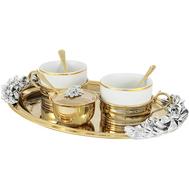 Чайный набор Chinelli Giglio, на 2 персоны - арт.GA-VEN6007, фото 1
