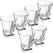 Набор бокалов для виски Chinelli Regina Swarovski, стекло, 6шт - арт.GA3053200AL, фото 1