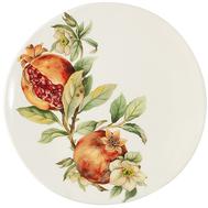 Тарелка салатная Julia Vysotskaya Гранат, керамика, 22см - арт.JV3-SAP23I-30057, фото 1