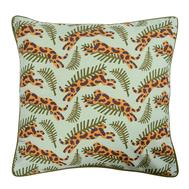 Чехол для декоративной подушки Tkano Wild, хлопок с дизайнерским принтом Big Jump, 45х45 см - арт.TK19-CC0001, фото 1