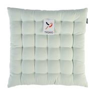 Подушка на стул Tkano Wild, мятного цвета, 40х40 см - арт.TK19-CP0001, фото 1