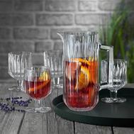 Набор для вина Nachtmann Jules: 4 бокала и кувшин - арт.102708, фото 1