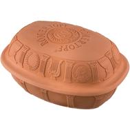 Посуда глиняная для запекания с крышкой Roemertopf Jubilee Baker на 3.5кг мяса - арт.140 05, фото 1