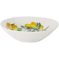 Тарелка суповая Julia Vysotskaya Лимоны, керамика, 23см - арт.JV3-SOP22I-30031, фото 1