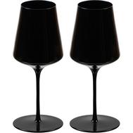 Бокалы для красного вина Sophienwald Black Line Bordeaux, 570мл - 2шт - арт.Sw2030-2, фото 1