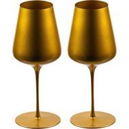 Бокалы для красного вина Sophienwald Golden Line Bordeaux, 570мл - 2шт - арт.Sw888BX-2, фото 1