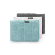 Brabantia Набор чистящих салфеток из микрофибры (16x22 см), 3 шт.  - арт.117725, фото 1