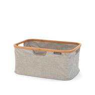 Brabantia Складная корзина для белья (40 л), Серый  - арт.118180, фото 1