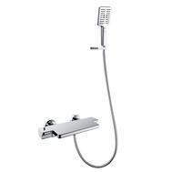 AltroBagno Смеситель для ванны с термостатом Lamberto 020401 Cr, фото 1