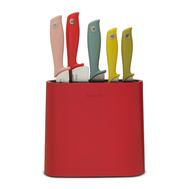 Brabantia Набор ножей в подставке - 6 предметов - арт.PNB21, фото 1