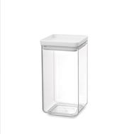 Brabantia Прямоугольный контейнер (1,6 л), Светло-серый  - арт.122484, фото 1