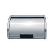Brabantia Хлебница Touch Bin®Medium (средняя) - Brilliant steel (полированная сталь)  - арт.397080, фото 1