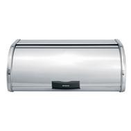 Brabantia Хлебница Touch Bin® - Brilliant Steel (полированная сталь)  - арт.397103, фото 1