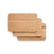 Brabantia Набор деревянных разделочных досок, 3 пр.  - арт.260780, фото 1