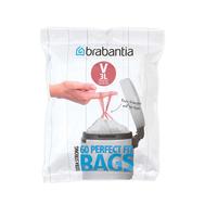 Brabantia Мешки для мусора PerfectFit, размер V (3 л), упаковка-диспенсер, 60 шт.  - арт.116803, фото 1