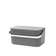 Brabantia Контейнер для пищевых отходов, Темно-серый  - арт.117541, фото 1