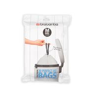 Brabantia Мешки для мусора PerfectFit, размер M (60 л), упаковка-диспенсер, 30 шт.  - арт.126949, фото 1