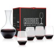 Набор для вина Riedel, 4 бокала 600мл + декантер - арт.5414/30, фото 1