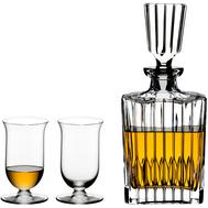 Набор для виски Riedel Single Malt Whisky set: штоф + 2 бокала - арт.5460/53, фото 1