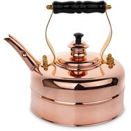 Чайник для индукционной плиты Richmond, эдвардианской ручной работы, медь, 1.7л - арт.RICHMOND NO.7, фото 1