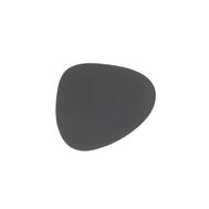 LINDDNA 981181 NUPO anthracite Подстаканник из натуральной кожи фигурный 11x13 см, толщина 1,6 мм, фото 1