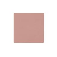 LINDDNA 9895 NUPO rose Подстаканник из натуральной кожи квадратный 10x10 см, толщина 1,6 мм, фото 1