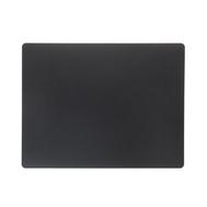 LINDDNA 98402 BULL black Подстановочная салфетка из натуральной кожи прямоугольная 35x45 см, толщина 2мм, фото 1