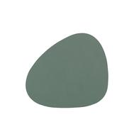 LINDDNA 981799 NUPO pastel green Подстаканник из натуральной кожи фигурный 11x13 см, толщина 1,6 мм, фото 1