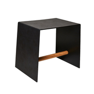 LINDDNA 98277 Nupo black стол&стул 43х33х40 см, фото 1