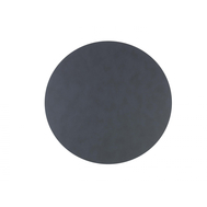 LINDDNA 981566 Cloud anthracite ковер круглый, диаметр 92см, фото 1