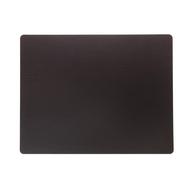 LINDDNA 98405 BULL brown Подстановочная салфетка из натуральной кожи прямоугольная 35x45 см, толщина 2мм, фото 1