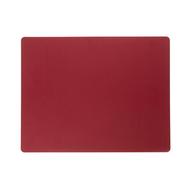 LINDDNA 98407 BULL red Подстановочная салфетка из натуральной кожи прямоугольная 35x45 см, толщина 2мм, фото 1