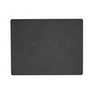 LINDDNA 981296 HIPPO black-anthracite Подстановочная салфетка из натуральной кожи прямоугольная 35x45 см, толщина 1,6 мм, фото 1