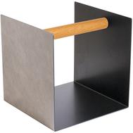 LINDDNA 981016 Hippo anthracite-grey Журнальный столик Куб, 40х40х40см, фото 1