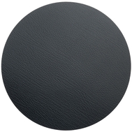LINDDNA 98112 BULL black подставка под горячее круглая, диаметр 24 см, фото 1