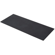 LINDDNA 98192 LACE black/STEEL black металическая подставка для магнитных подсвечников, 27x11 см, фото 1