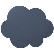 LINDDNA 983119 NUPO dark blue Подстановочная салфетка из натуральной кожи ОБЛАКО 38x31 см, толщина 1,6 мм, фото 1