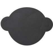 LINDDNA 983147 NUPO anthracite Подстановочная салфетка из натуральной кожи Обезьянка 38x28 см, толщина 1,6 мм, фото 1