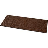 LINDDNA 98923 LACE brown/STEEL black металлическая подставка для магнитных подсвечников, 27x11 см, фото 1