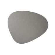 LINDDNA 982973 Cloud light grey ковер фигурный, диаметр 92х108см, фото 1
