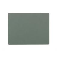 LINDDNA 981916 NUPO pastel green Подстановочная салфетка из натуральной кожи прямоугольная 35x45 см, толщина 1,6 мм, фото 1