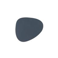 LINDDNA 982494 NUPO dark blue Подстаканник из натуральной кожи фигурный 11x13 см, толщина 1,6 мм, фото 1