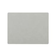 LINDDNA 981915 NUPO metallic Подстановочная салфетка из натуральной кожи прямоугольная 35x45 см, толщина 1,6 мм, фото 1