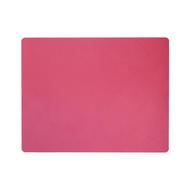 LINDDNA 983613 NUPO raspberry Подстановочная салфетка из натуральной кожи прямоугольная 35x45 см, толщина 1,6 мм, фото 1