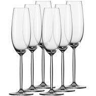 Набор фужеров для шампанского Schott Zwiesel Diva, 219мл - 6шт - арт.104 100-6, фото 1