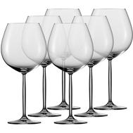 Большие бокалы для вина Schott Zwiesel Diva, 839мл - 6шт - арт.104 103-6, фото 1
