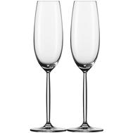 Фужеры для шампанского Schott Zwiesel Diva, 219мл - 2шт - арт.104 594-2, фото 1