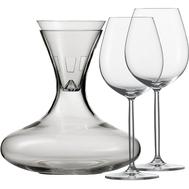 Подарочный набор бокалов + декантер и воронка Schott Zwiesel  - арт.106 085, фото 1